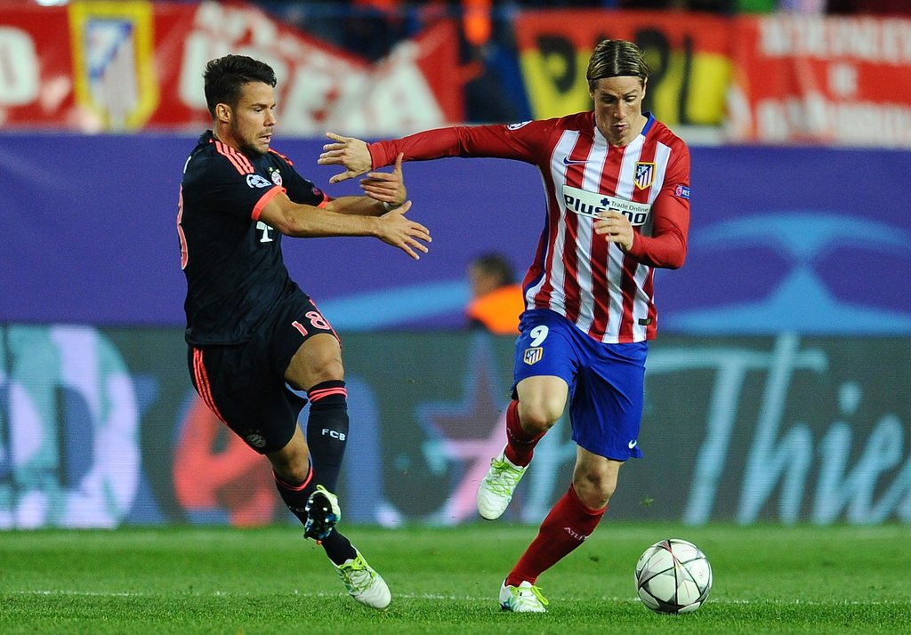UCL: Atletico Take Narrow First Leg Lead Over Bayern