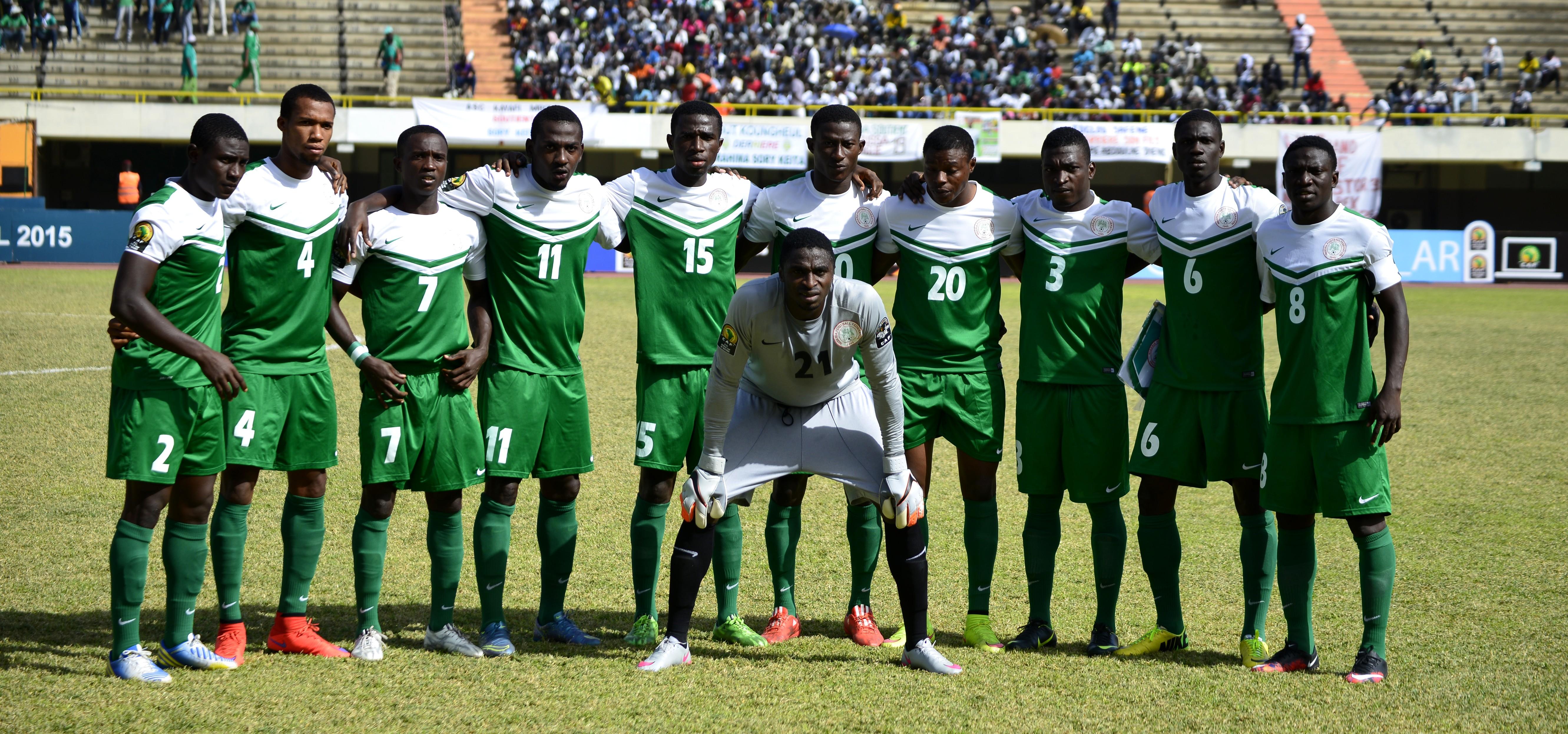 Amoo: Eagles' AFCON Failure Won't Affect Olympic Squad