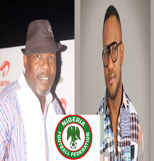 STOP THIS UGLY DRAMA: Nollywood Stars Edochie, Asiegbu Want NFF Truce