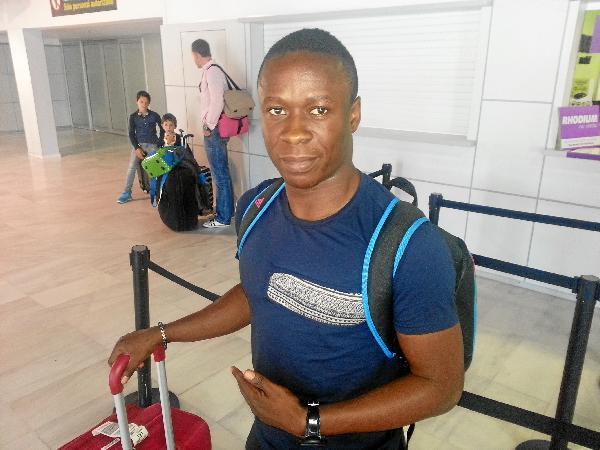 """Little Messi"" Promises More Abia Warriors Goals"