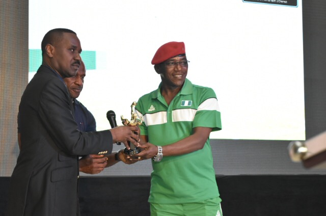 Dalung Vows To Stop NFF From Sacking Coaches