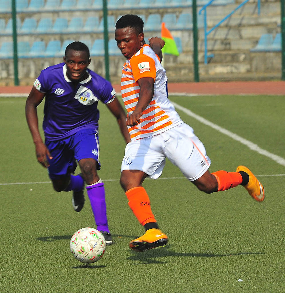 NPFL: MFM, Rangers Set Lagos On Fire; Pillars Face Giwa Test