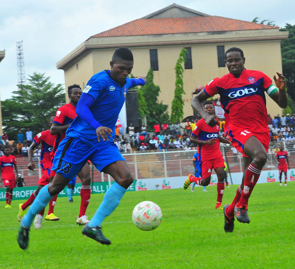NPFL: El-Kanemi Edge Ikorodu United, Boost Survival Hopes
