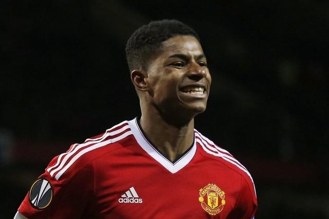 Rashford On Target As United Confirm Villa's Relegation