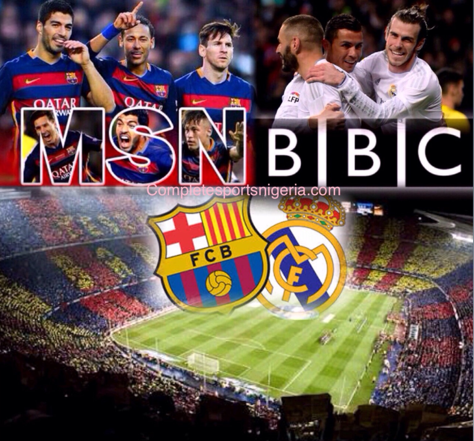 20 El Clasico Facts And Figures Ahead Camp Nou Showdown!‎