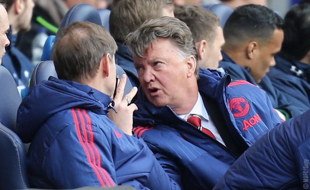 Van Gaal Sweats To Win Against Villa Without Herrera, Schweinsteiger