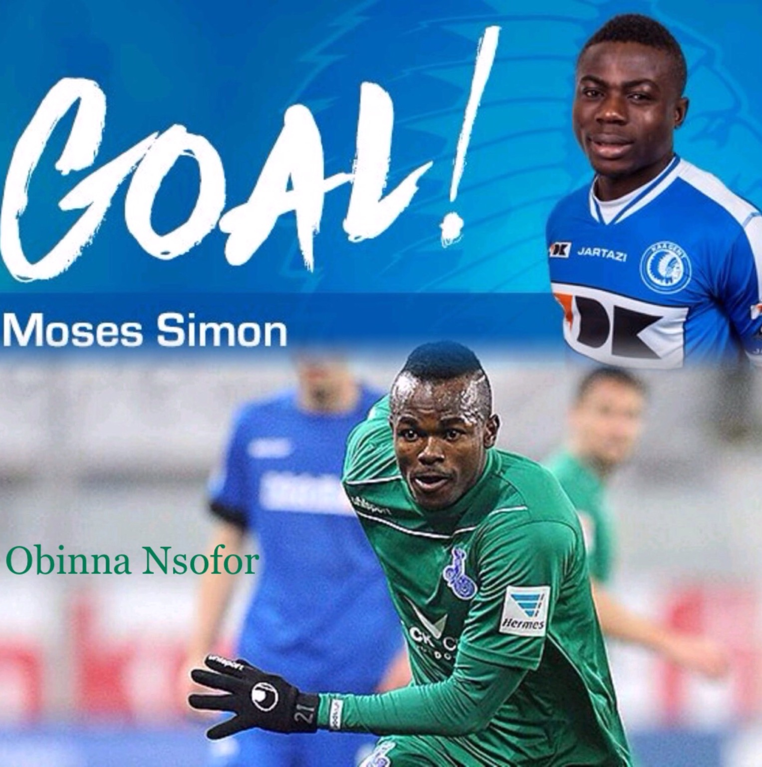 Simon, Nsofor on Target; Ikeme, Aluko In Action