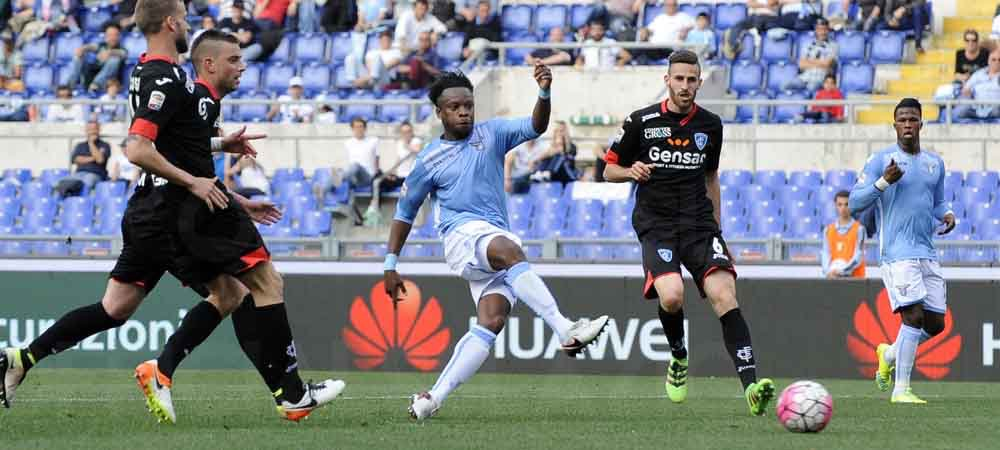 Onazi Scores First Serie A Goal For Lazio In 10 Months