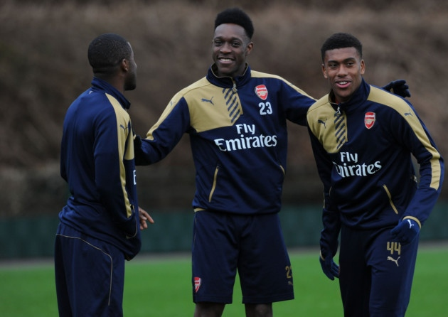 Iwobi: Welbeck Is My Arsenal First Team Mentor