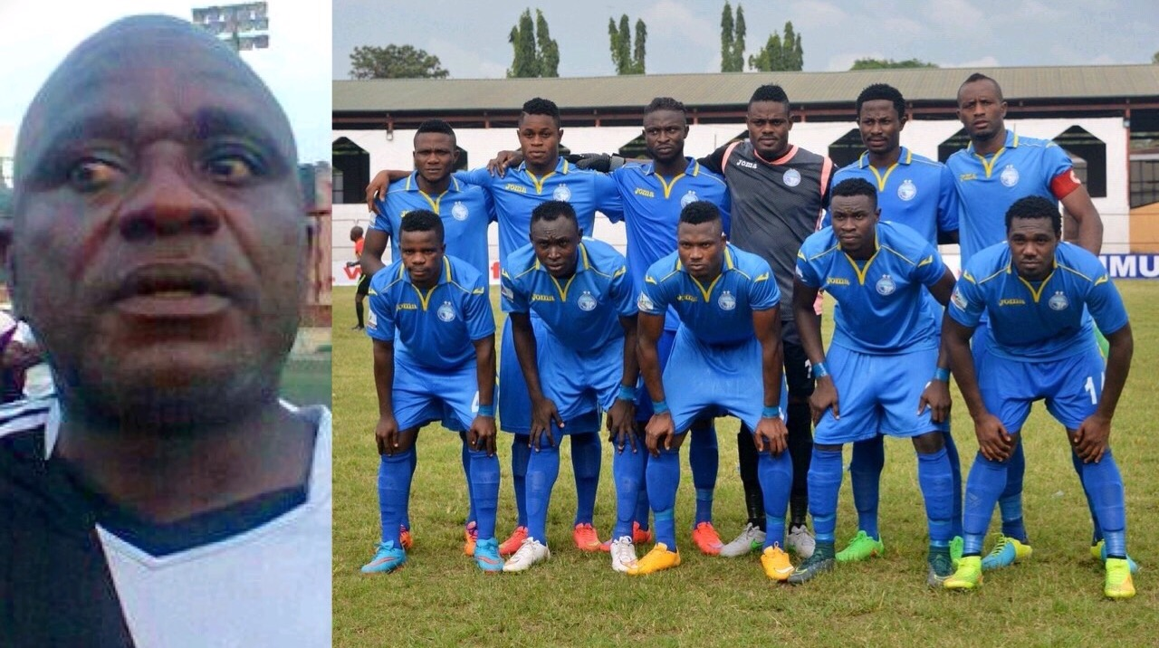 Kpakor Tips Enyimba To Overcome Etoile du Sahel