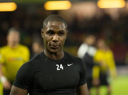 NFF Condole With Ighalo On Father's Death