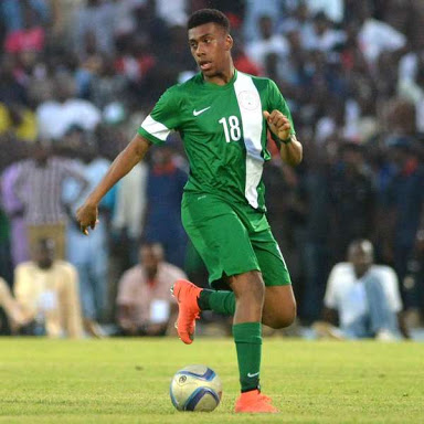 Wenger: I Won't Stop Iwobi From Playing In Olympics