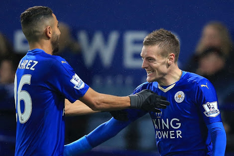 Vardy, Mahrez, Kante, Ozil Nominated For Player Of The Year