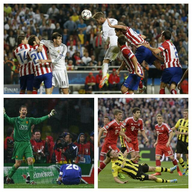 REAL VS ATLETICO: 5 Champions League Finals Between Domestic Rivals