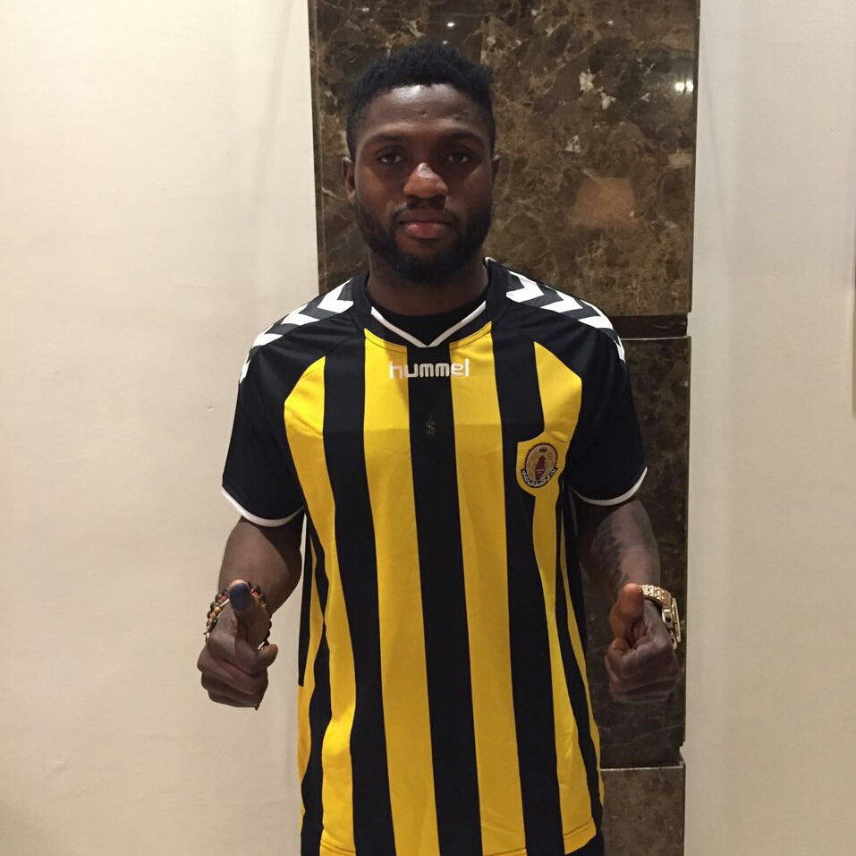 Babatunde Joins Qatar SC On 3-Year Deal