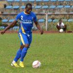 Ike ThankGod Dedicates Enyimba Goal To Wife, Son