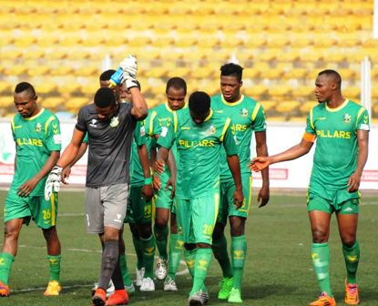 NPFL: El-Kanemi Stop Kano Pillars' March To Top