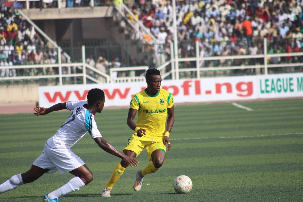 PILLARS VS ENYIMBA: 5 Recent Surprise NPFL Away Victories