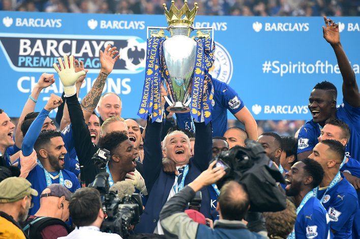 FAIRYTALE: 5 Leicester-Like Shock League Titles In Europe