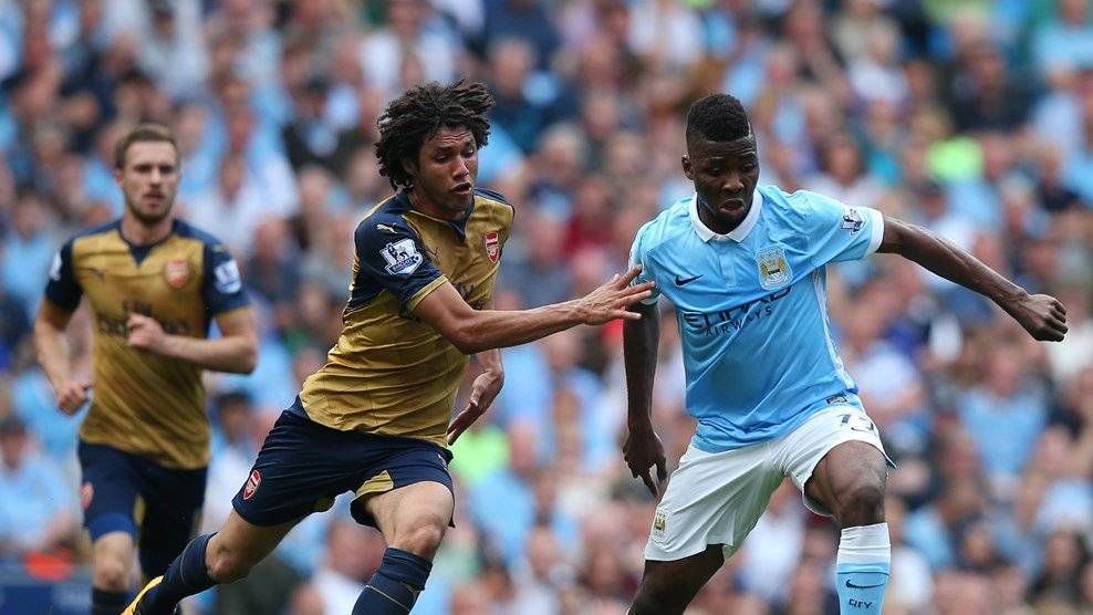 Iheanacho, Iwobi Struggle As Arsenal Hold Man City