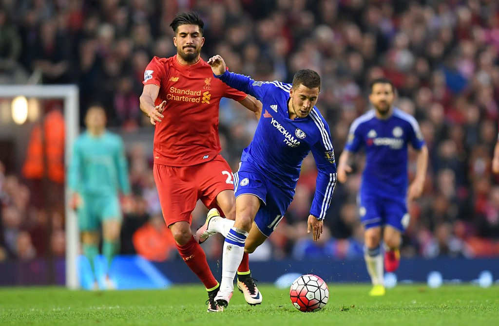 Mikel Plays In Defence, Hazard Sparkles As Liverpool, Chelsea Draw