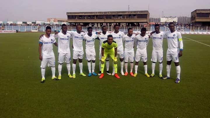 Giwa Fined Again, Forfeit 3 Points, Face NPFL Expulsion
