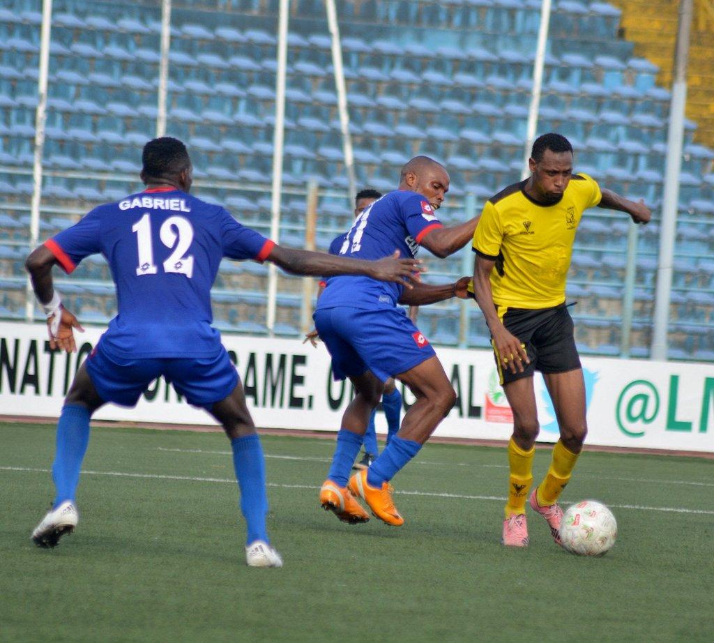Federation Cup: Sunshine Stop Giwa As Amateurs Shock Heartland