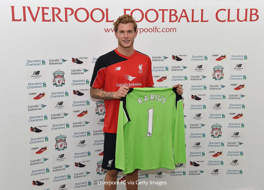 Liverpool Sign New Goalkeeper Karius