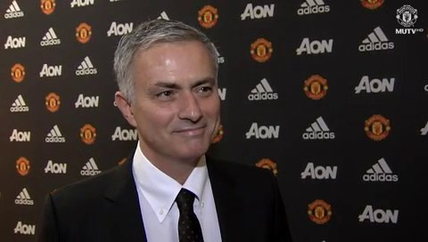 Mourinho's First United Interview: I Want To Win With This Giant Club