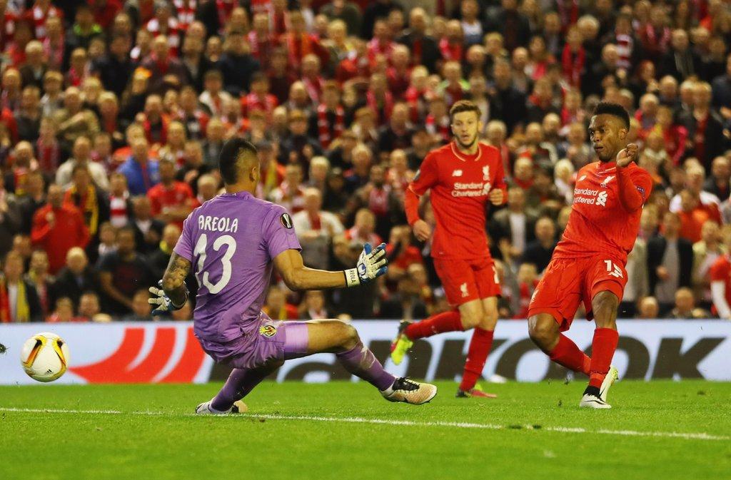 Europa: Liverpool Thrash Villarreal, Set Up Sevilla Final