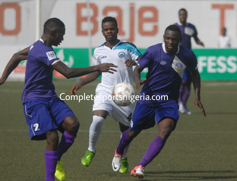 Aigbogun Backs Enyimba To Retain NPFL Title, Praises MFM