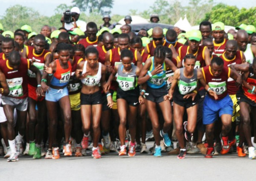 Okpeke Organisers Hail Cape Town Marathon Promoters On Gold Label