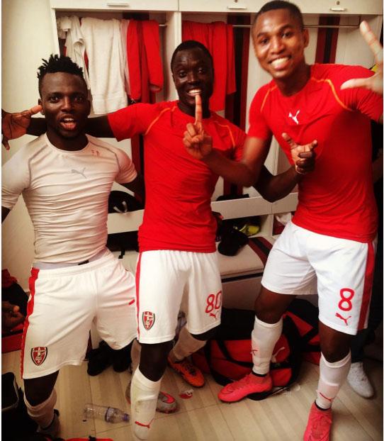 Orelesi, Adeniyi Win Albanian League With Skenderbeu