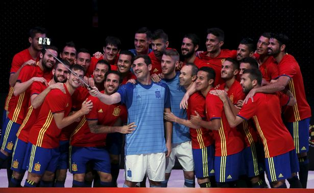Spain Drop Costa, Mata, Torres + ALL The Euro 2016 Squads