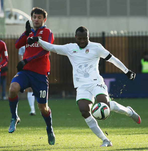 Igboun Scores As Ufa Escape Russia Relegation