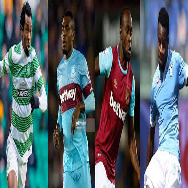 Floppy Foursome! Top Nigerian Players Who Fell Short Of Expectations In Europe This Season