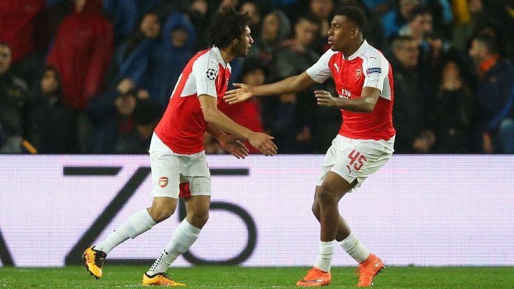 Elneny Beats Iwobi, Sanchez To Arsenal Player Of The Month