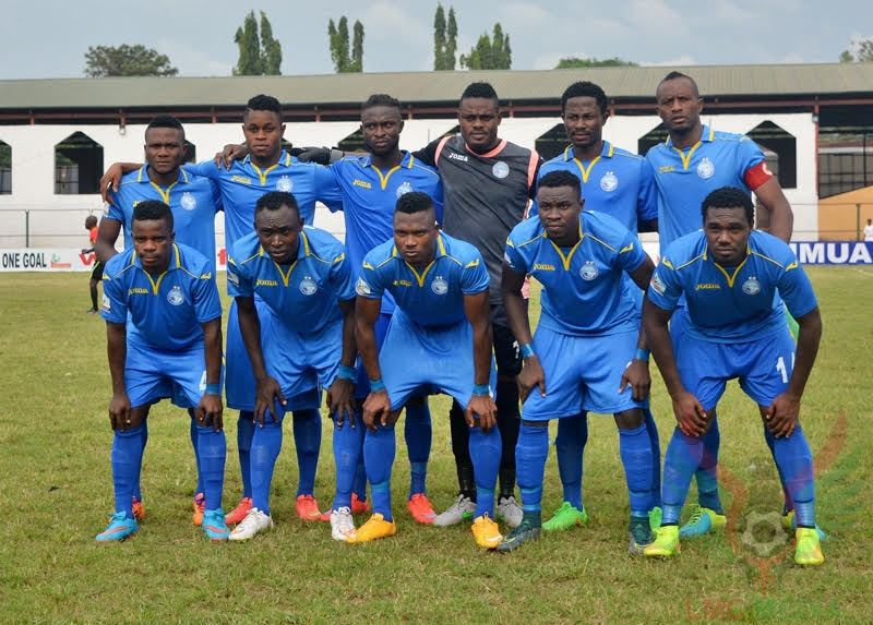 Enyimba's Afelokhai Fit For MFM Clash, Akas Out