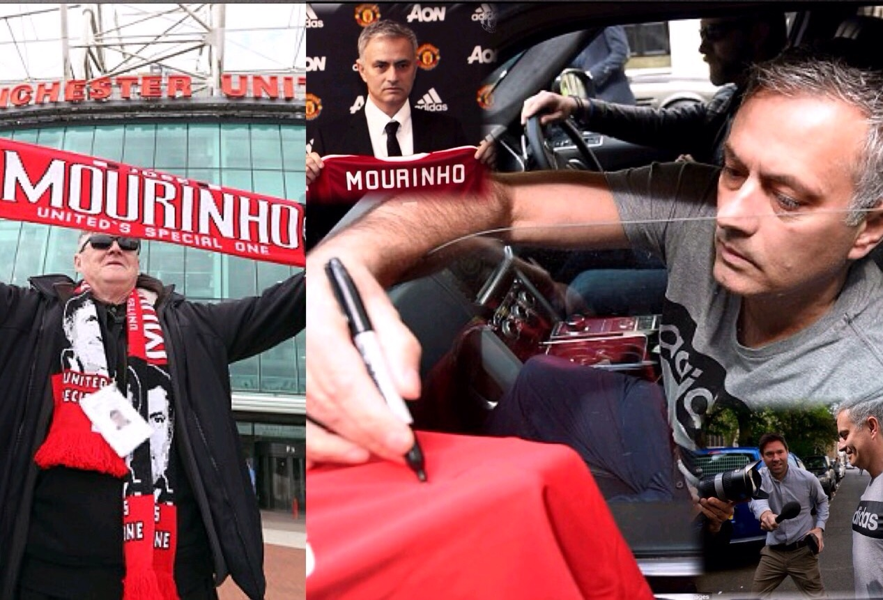 Will Mourinho Hit It Big As Man United Coach? Have Your Say!