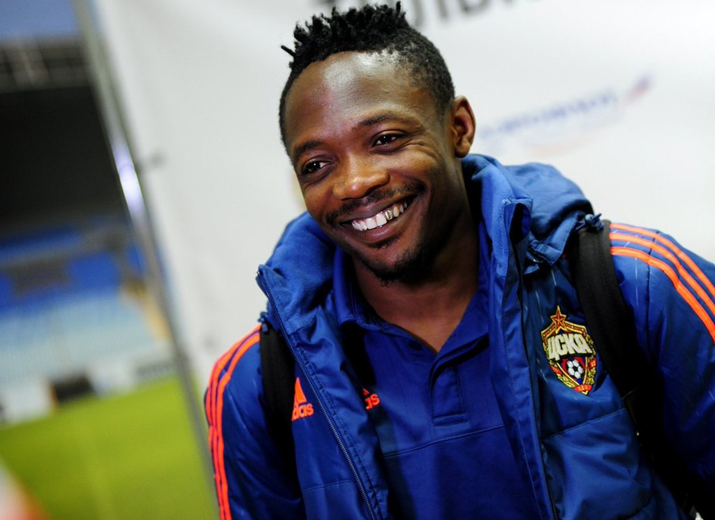 Musa Backs Eagles To Beat Mali, Wants EPL Move