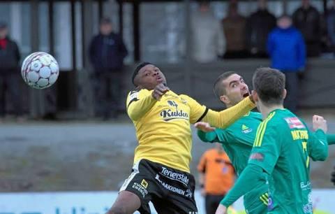 Salami, Egwuekwe happy to score