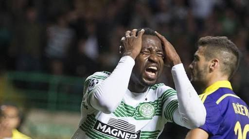 Celtic Fans Abuse Ambrose, Want Him Out!
