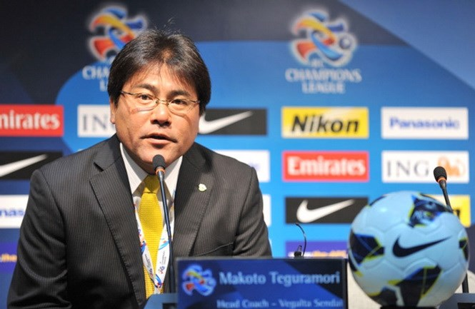 Japan U-23s Coach: We'll Be In Top Form Against Nigeria