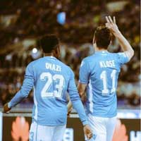"Onazi Delighted With Lazio's ""Perfect"" Win Vs Inter"