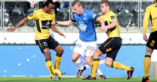 Nwakali Sure IK Start Won't Be Relegated