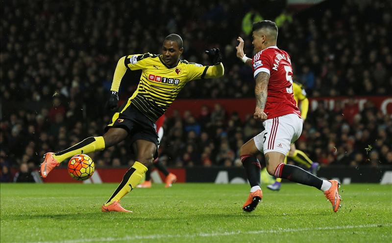 Watford CEO: Ighalo, Deeney Not For Sale