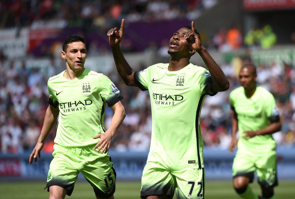 Iheanacho Misses Out On Man City MVP Award, Simon Celebrates