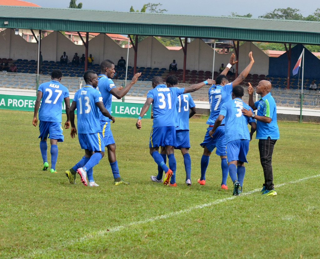 Udoji: Enyimba In Ibadan To Beat Shooting