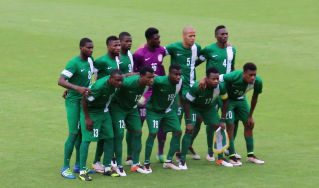 Nigeria Climb Up To 67th  In FIFA World Ranking