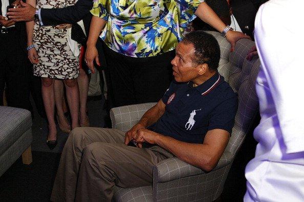 THE GREATEST: Muhammad Ali Dies At 74
